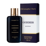 Christopher Dark GODDESS dámska parfumovaná voda 100ml