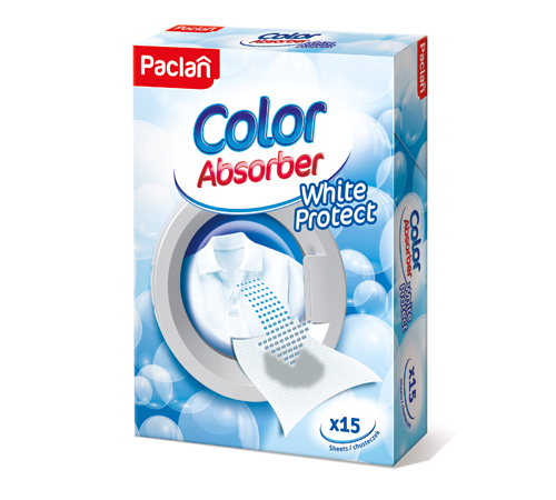 Paclan COLOR absorber-WHITE 15ks