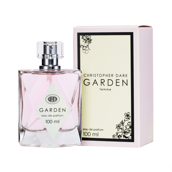 Christopher Dark GARDEN dámska parfumovaná voda 100ml