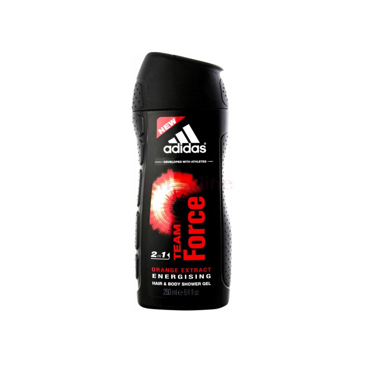 ADIDAS TEAM FORCE sprchový gél 250ml