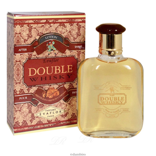 DOUBLE WHISKY vph 100ml