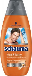Schauma HAIR BODY 400ml