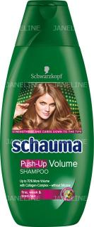 Schauma PUSH-UP VOLUMEN 400ml
