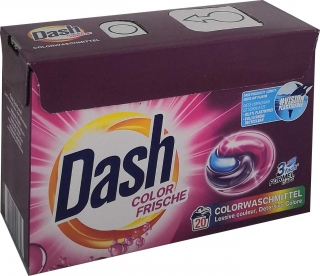 DASH tablety 20ks COLOR FRISCHE